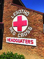 lesotho red cross