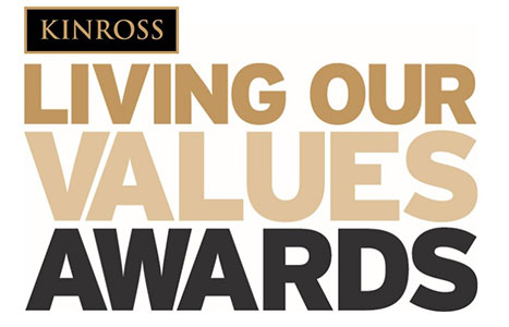 Living Our Values Awards