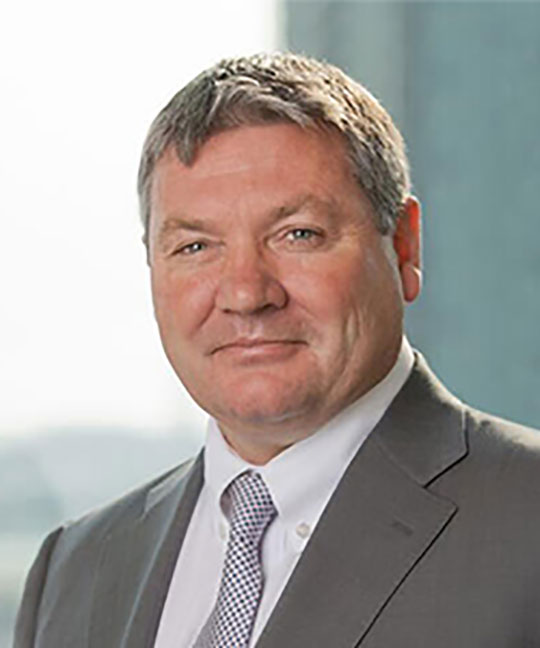 J. Paul Rollinson - Chief Executive Officer