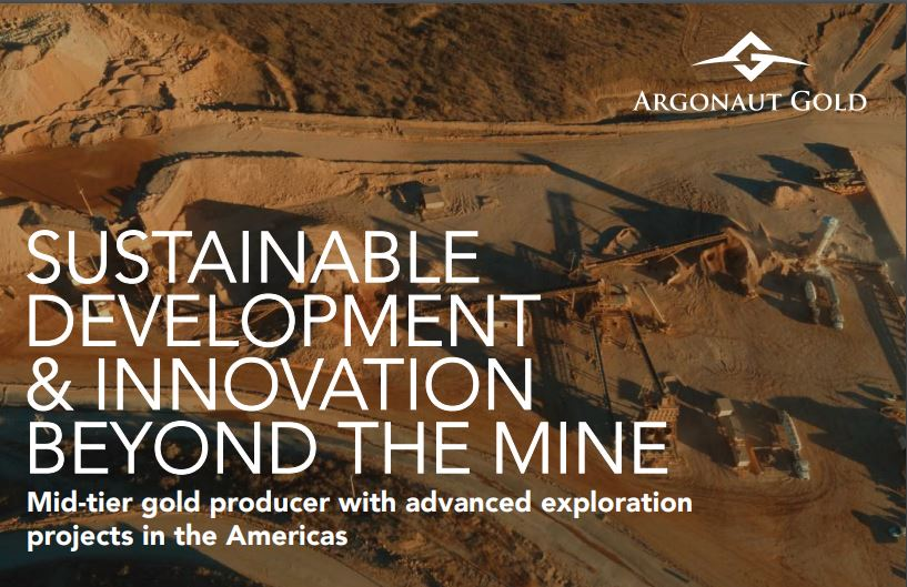 Argonaut Gold Inc. - Fact Sheet