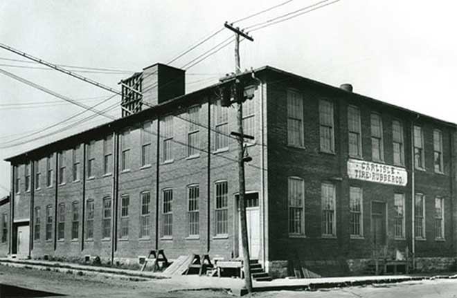 Carlisle Companies Incorporated - Our History
