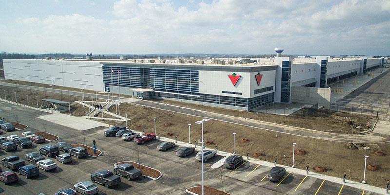 canadian tire corporation limited careers distribution centre careers
