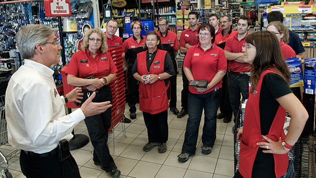 Canadian Tire Retail Dealers