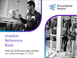 Encompass Health Investor Reference Book