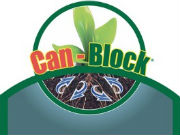 can block logo